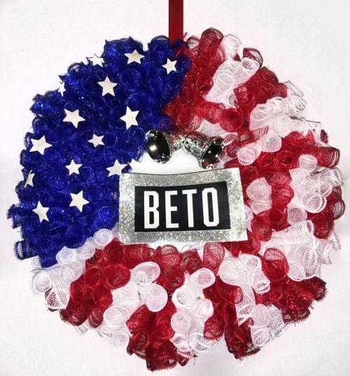 Beto Christmas Wreath