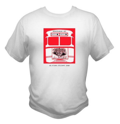 Historic EP T-shirt